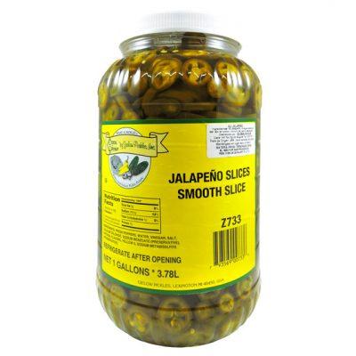 Ají jalapeño tajado - Vegetales procesados Colombia - Globalim