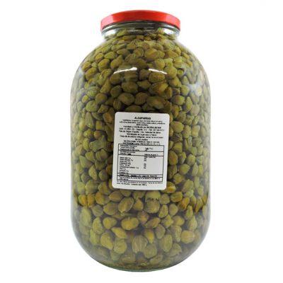 Alcaparra normal - Vegetales procesados Colombia - Globalim