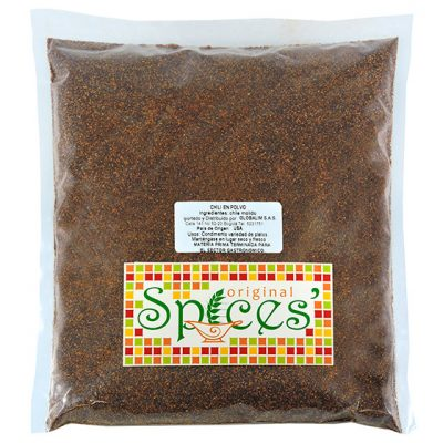 Chili powder dark - Especias y condimentos Colombia - Globalim