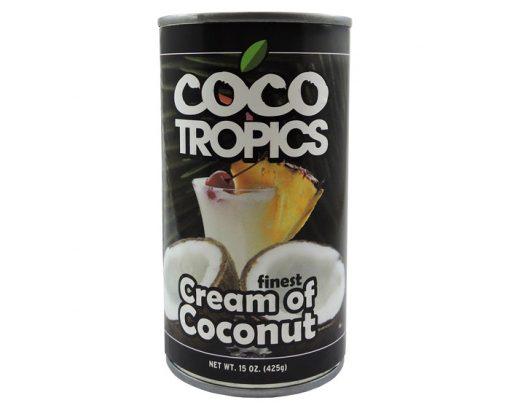 Crema de coco tropics - Panadería y repostería Colombia - Globalim
