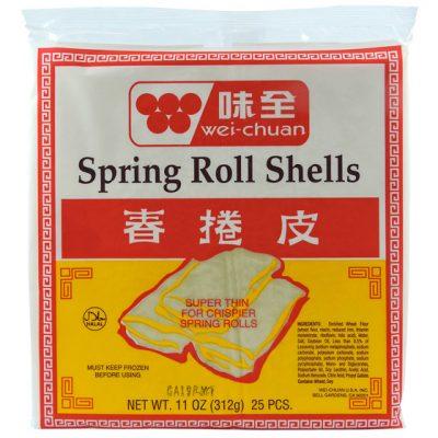 Envoltura spring roll - Panadería y repostería Colombia - Globalim