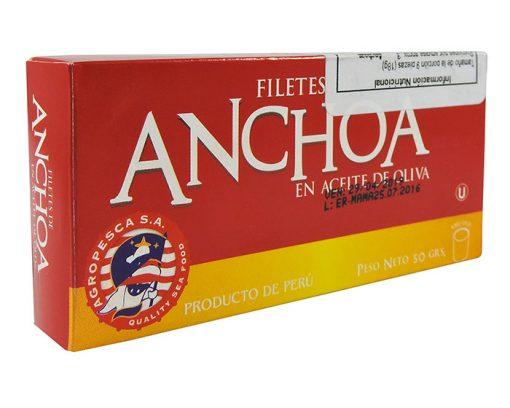 Filete de Anchoa - Delicatesen Colombia - Globalim