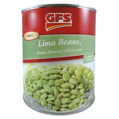 Fríjol verde lima - Vegetales procesados Colombia - Globalim