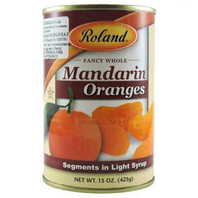 Gajos de mandarina - Frutas procesadas Colombia - Globalim