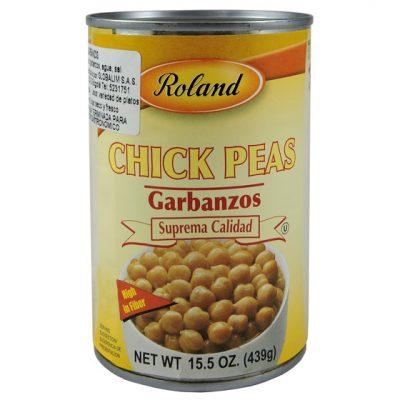 Garbanzos - Vegetales procesados Colombia - Globalim