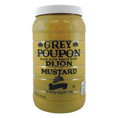 Mostaza Dijon Grey Poupon - Salsas y Aderezos Colombia - Globalim