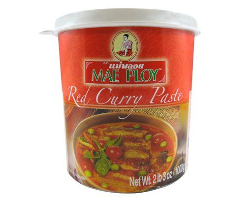 Pasta de Curry Rojo - Salsas y Aderezos Colombia - Globalim