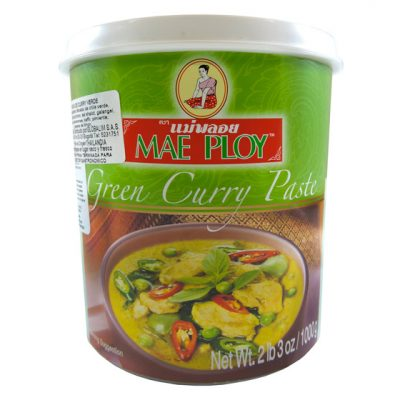 Pasta de Curry Verde - Salsas y Aderezos Colombia - Globalim