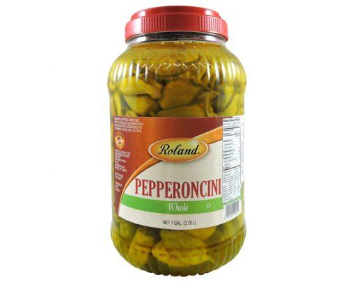 Pepperoncini entero - Vegetales procesados Colombia - Globalim