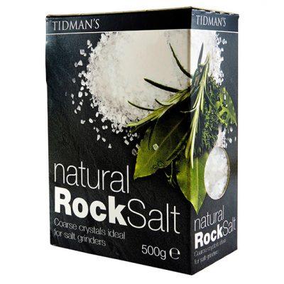 Sal natural de roca en cristales - Especias y condimentos Colombia - Globalim