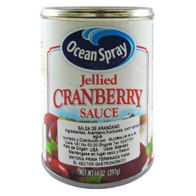 Salsa Arándano Cranberry - Salsas y Aderezos Colombia - Globalim