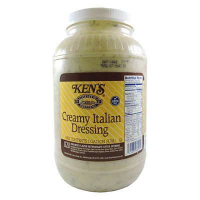 Salsa Italiana Cremosa - Salsas y Aderezos Colombia - Globalim