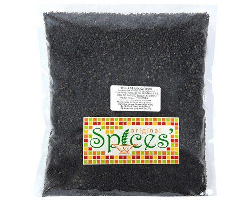 Semilla de ajonjolí negro - Semillas deshidratadas Colombia - Globalim