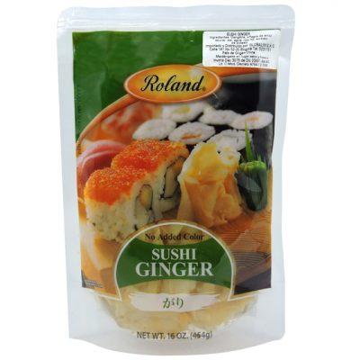 Sushi ginger shoga - Vegetales procesados Colombia - Globalim