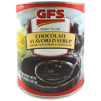 Syrup de chocolate - Panadería y repostería Colombia - Globalim