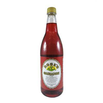 Syrup de Granadina - Bebidas y Mezcladores Colombia - Globalim