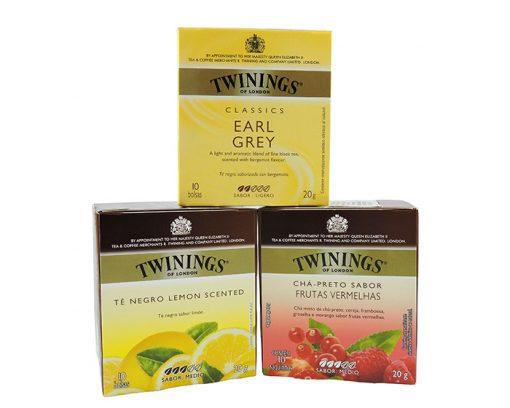 Té Twining's Negro - Bebidas y Mezcladores Colombia - Globalim